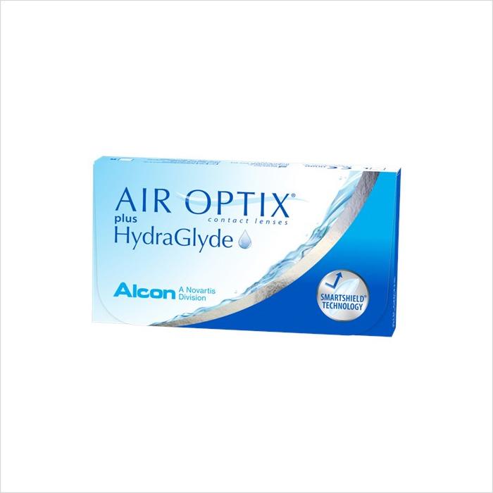 Air Optix +HG 6pk